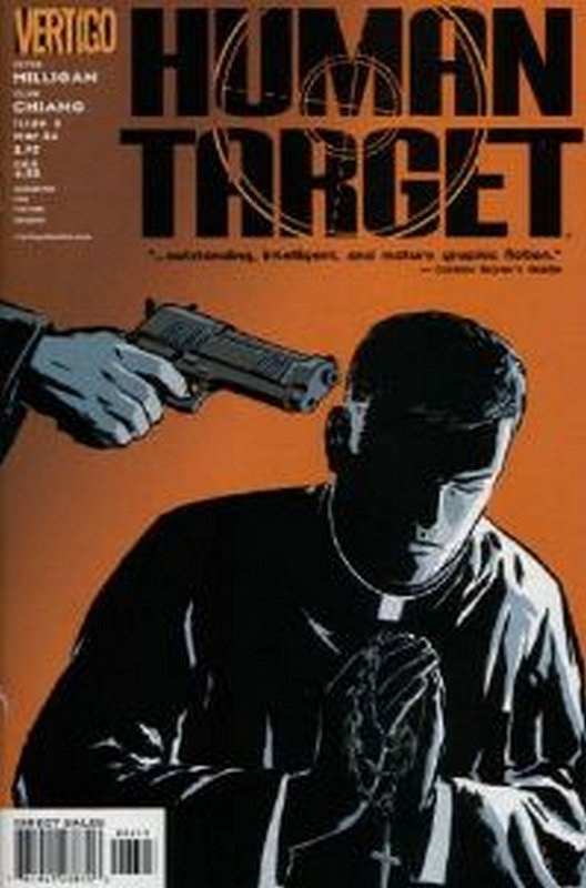 Cover of Human Target (Vol 1) #6. One of 250,000 Vintage American Comics on sale from Krypton!