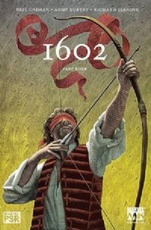 Cover of Marvel 1602 (2003 Ltd) #4. One of 250,000 Vintage American Comics on sale from Krypton!