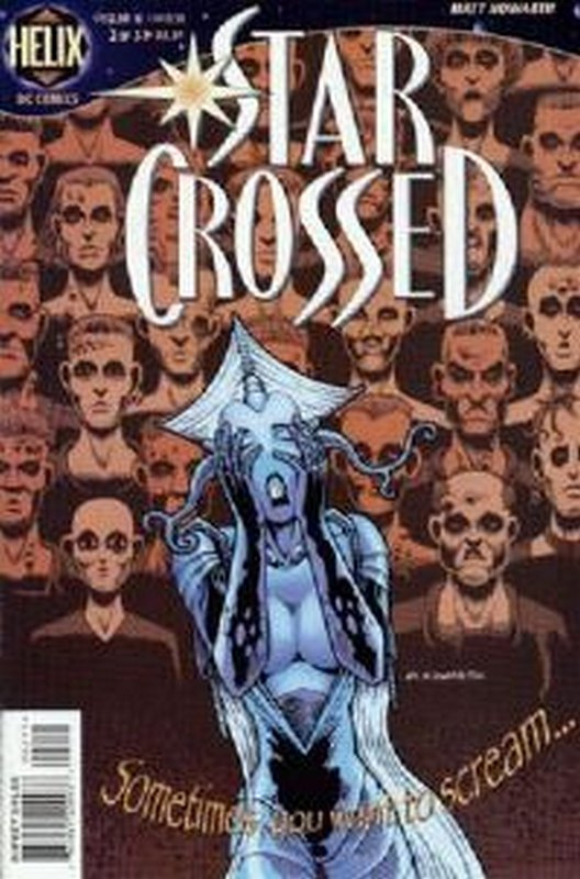 Cover of Star Crossed (1997 Ltd) #2. One of 250,000 Vintage American Comics on sale from Krypton!
