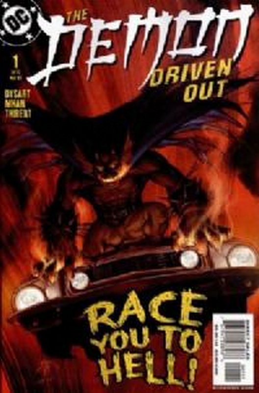 Cover of Demon: Driven Out (2003 Ltd) #1. One of 250,000 Vintage American Comics on sale from Krypton!