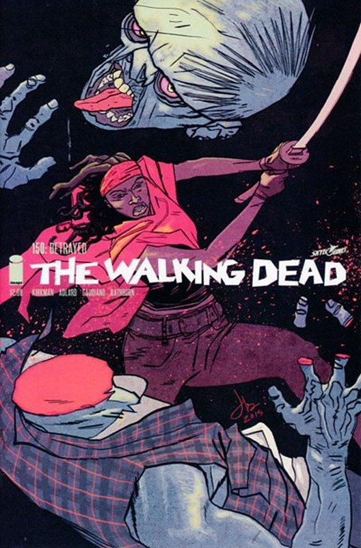Cover of Walking Dead (Vol 1) #150. One of 250,000 Vintage American Comics on sale from Krypton!