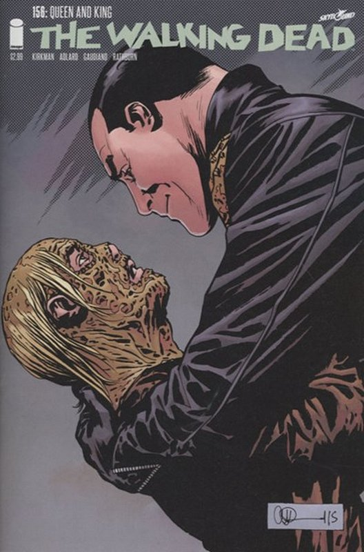 Cover of Walking Dead (Vol 1) #156. One of 250,000 Vintage American Comics on sale from Krypton!