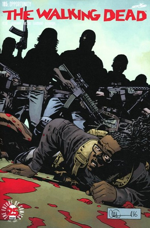 Cover of Walking Dead (Vol 1) #165. One of 250,000 Vintage American Comics on sale from Krypton!