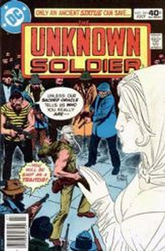 Cover of Unknown Soldier (Vol 1) #241. One of 250,000 Vintage American Comics on sale from Krypton!