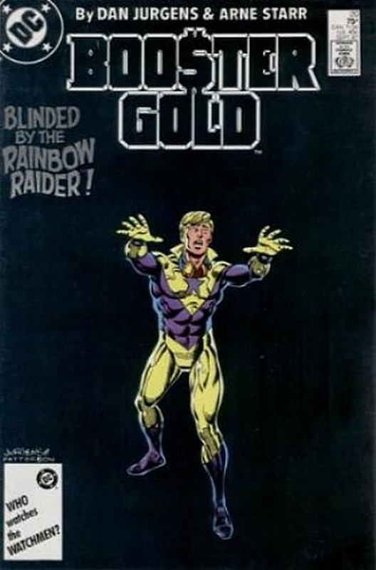 Cover of Booster Gold (Vol 1) #20. One of 250,000 Vintage American Comics on sale from Krypton!