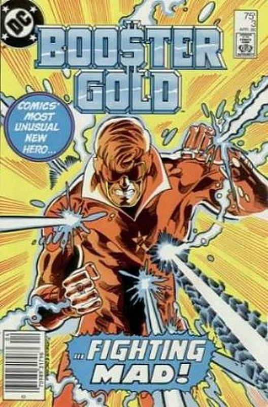 Cover of Booster Gold (Vol 1) #3. One of 250,000 Vintage American Comics on sale from Krypton!