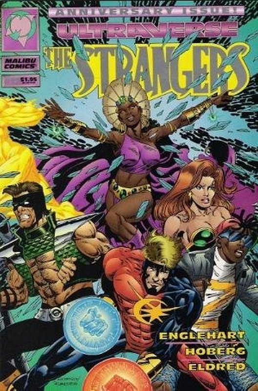 Cover of Strangers (Vol 1) The #12. One of 250,000 Vintage American Comics on sale from Krypton!