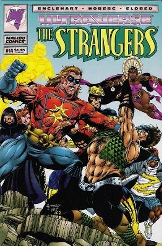 Cover of Strangers (Vol 1) The #14. One of 250,000 Vintage American Comics on sale from Krypton!