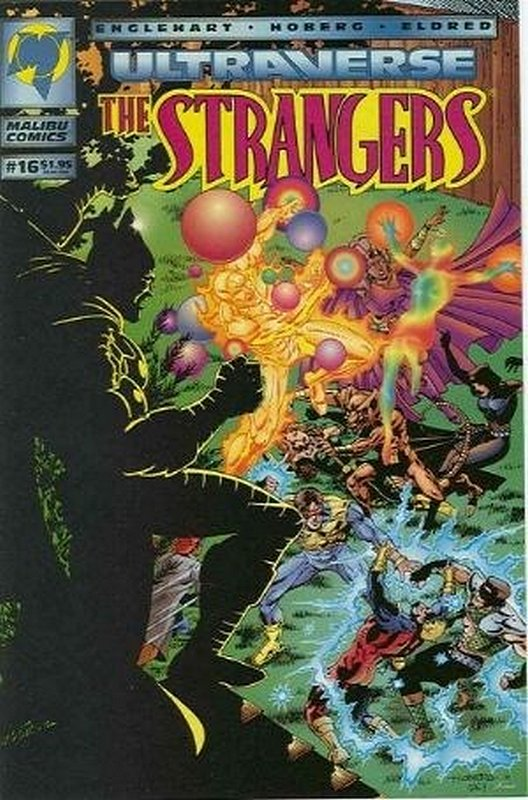 Cover of Strangers (Vol 1) The #16. One of 250,000 Vintage American Comics on sale from Krypton!
