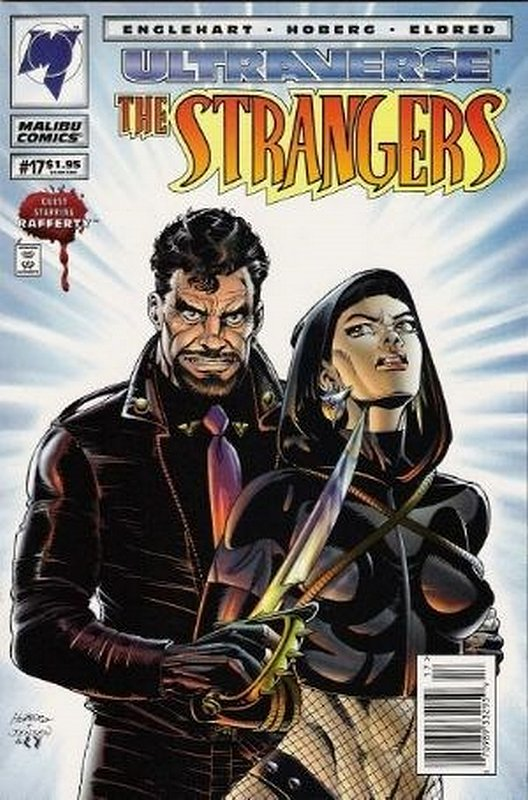 Cover of Strangers (Vol 1) The #17. One of 250,000 Vintage American Comics on sale from Krypton!