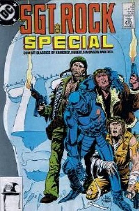 Cover of Sgt. Rock Special (Vol 1) #2. One of 250,000 Vintage American Comics on sale from Krypton!