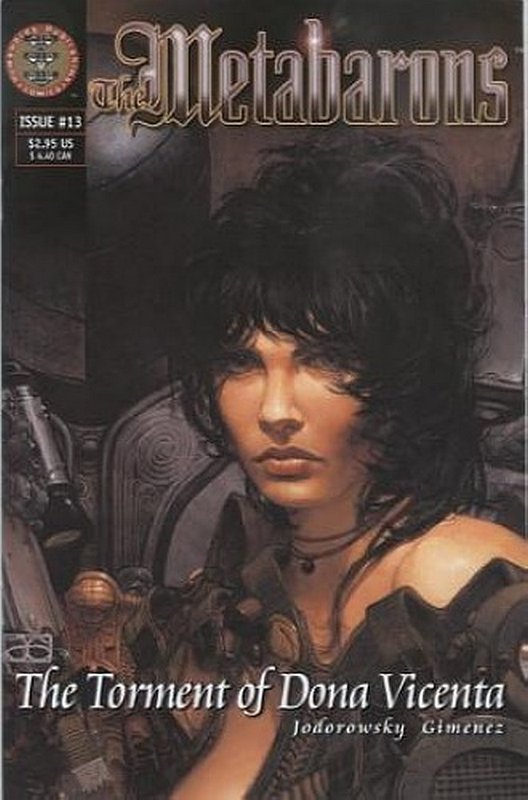 Cover of Metabarons (Vol 1) The #13. One of 250,000 Vintage American Comics on sale from Krypton!