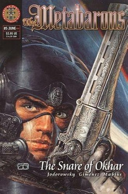 Cover of Metabarons (Vol 1) The #5. One of 250,000 Vintage American Comics on sale from Krypton!