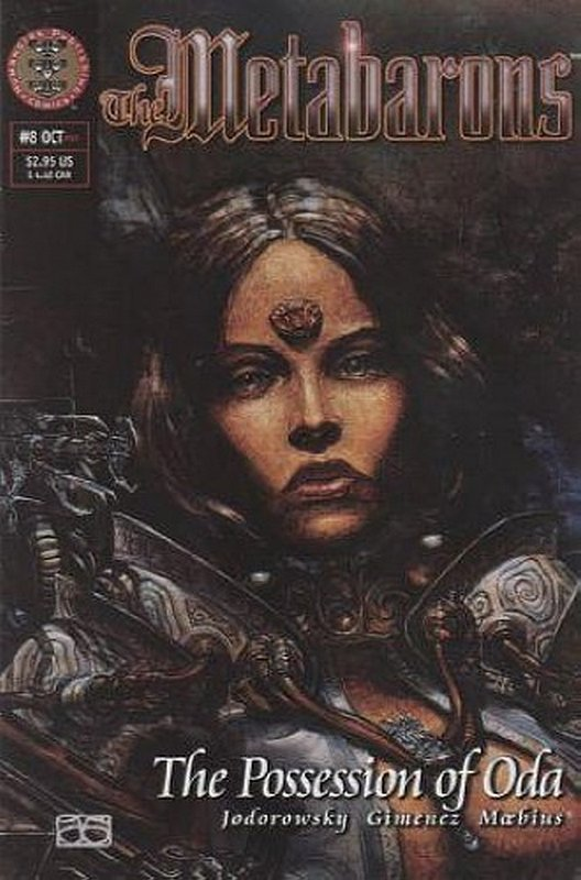 Cover of Metabarons (Vol 1) The #8. One of 250,000 Vintage American Comics on sale from Krypton!