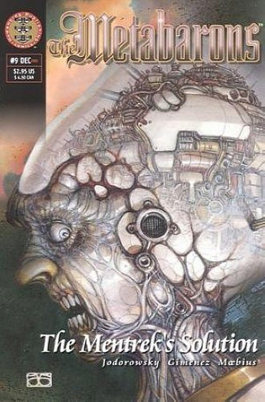 Cover of Metabarons (Vol 1) The #9. One of 250,000 Vintage American Comics on sale from Krypton!