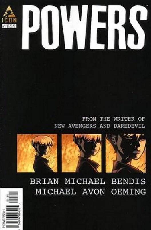 Cover of Powers (Vol 2) #11. One of 250,000 Vintage American Comics on sale from Krypton!