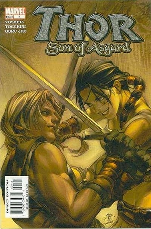 Cover of Thor: Son of Asgard (2005 Ltd) #7. One of 250,000 Vintage American Comics on sale from Krypton!