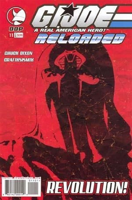 Cover of GI Joe: Reloaded (Vol 1) #11. One of 250,000 Vintage American Comics on sale from Krypton!