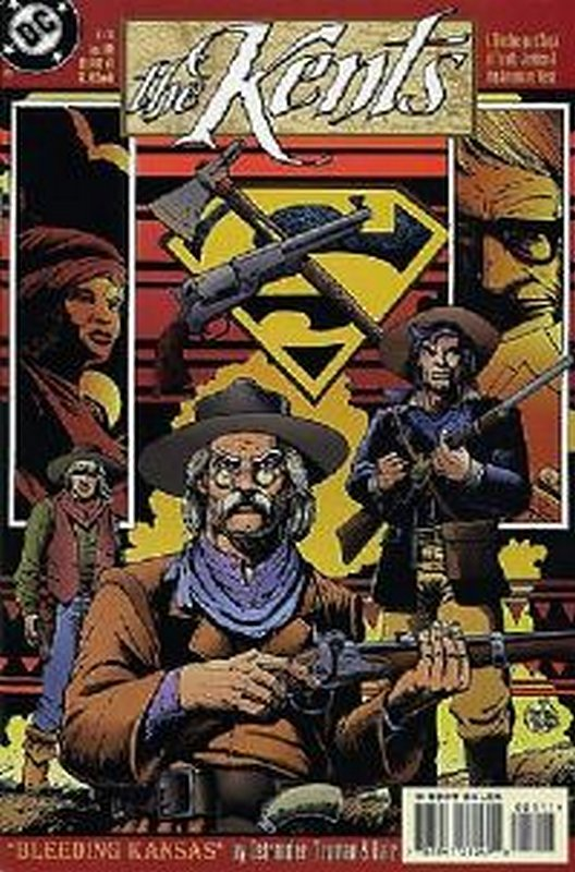 Cover of Kents (1997 Ltd) #1. One of 250,000 Vintage American Comics on sale from Krypton!