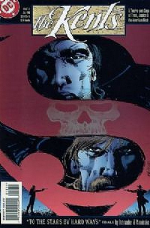 Cover of Kents (1997 Ltd) #12. One of 250,000 Vintage American Comics on sale from Krypton!
