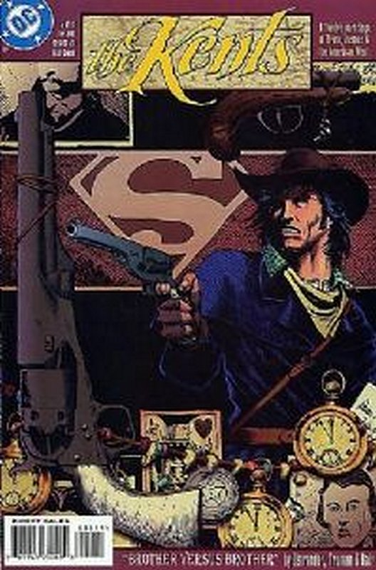 Cover of Kents (1997 Ltd) #5. One of 250,000 Vintage American Comics on sale from Krypton!
