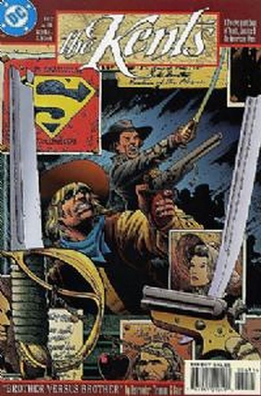 Cover of Kents (1997 Ltd) #6. One of 250,000 Vintage American Comics on sale from Krypton!