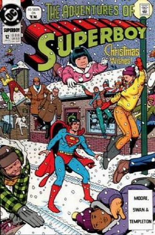 Cover of Superboy (Vol 2) #12. One of 250,000 Vintage American Comics on sale from Krypton!