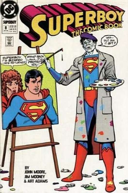 Cover of Superboy (Vol 2) #8. One of 250,000 Vintage American Comics on sale from Krypton!