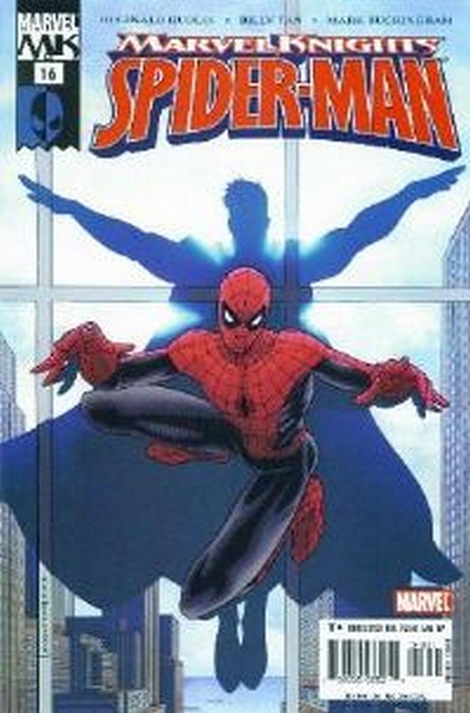 Cover of Marvel Knights: Spider-Man #16. One of 250,000 Vintage American Comics on sale from Krypton!