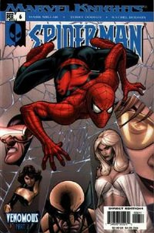 Cover of Marvel Knights: Spider-Man #6. One of 250,000 Vintage American Comics on sale from Krypton!
