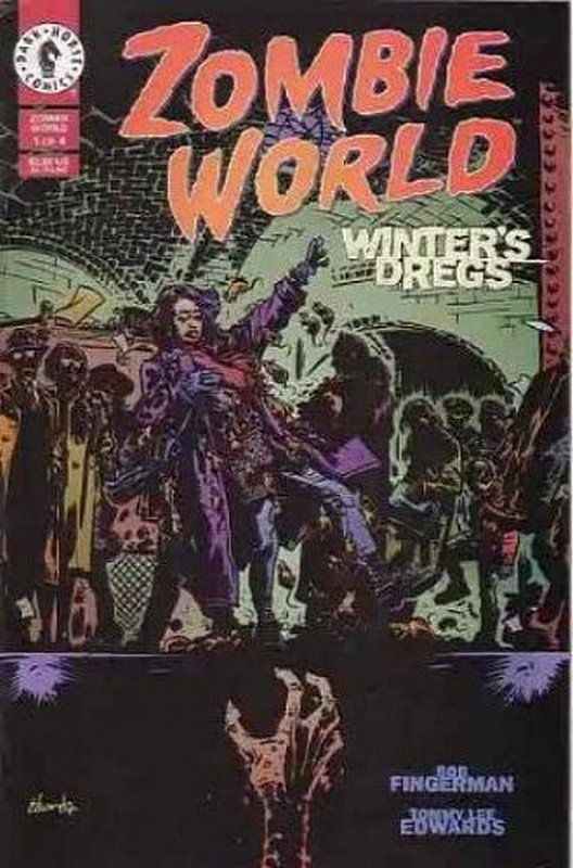 Cover of Zombie World: Winters Dregs (1998 Ltd) #1. One of 250,000 Vintage American Comics on sale from Krypton!