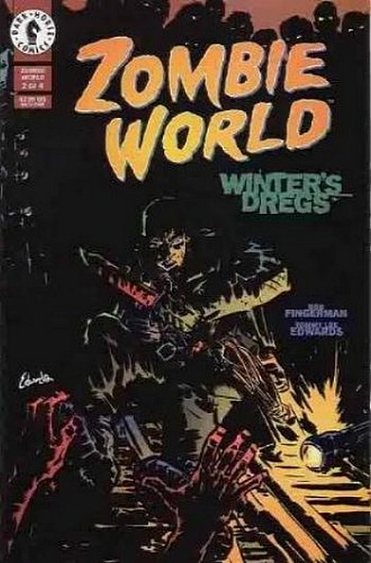 Cover of Zombie World: Winters Dregs (1998 Ltd) #2. One of 250,000 Vintage American Comics on sale from Krypton!
