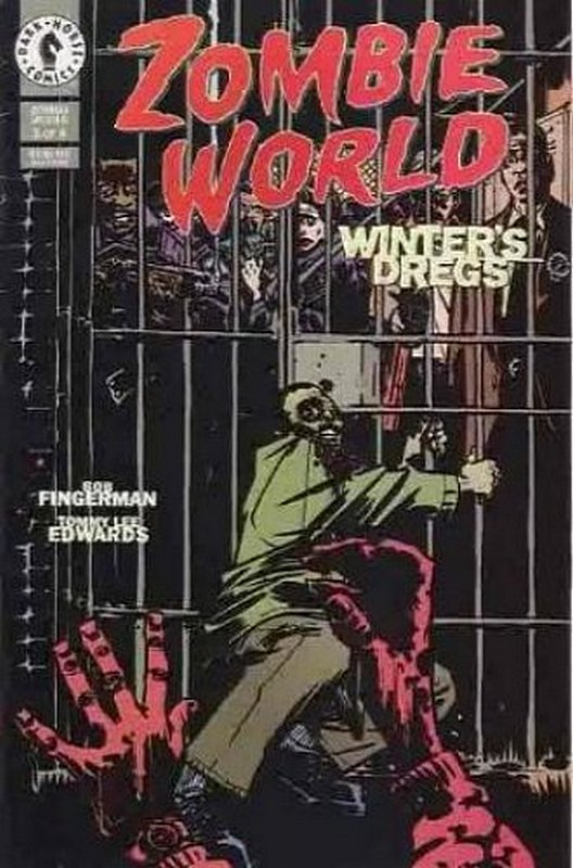 Cover of Zombie World: Winters Dregs (1998 Ltd) #3. One of 250,000 Vintage American Comics on sale from Krypton!