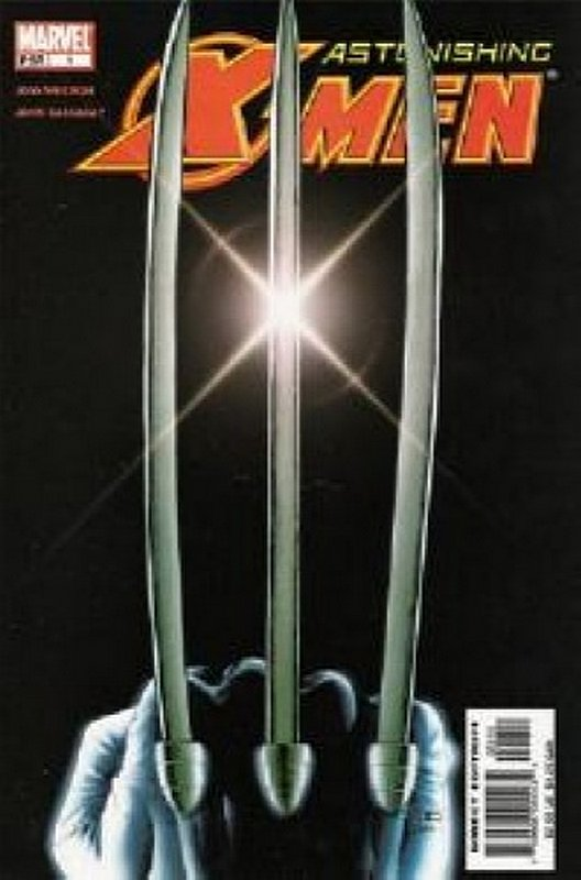 Cover of Astonishing X-Men (Vol 1) #1. One of 250,000 Vintage American Comics on sale from Krypton!