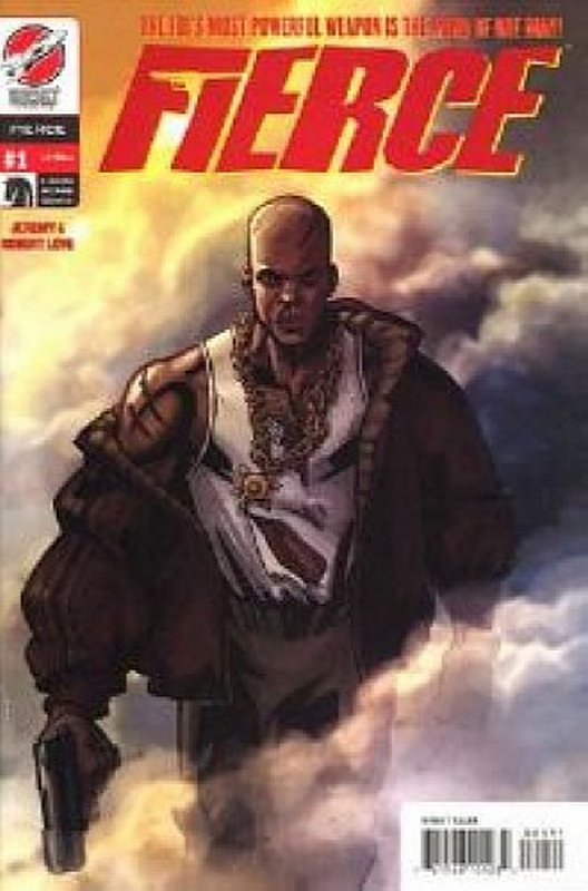Cover of Fierce (2004 Ltd) #1. One of 250,000 Vintage American Comics on sale from Krypton!