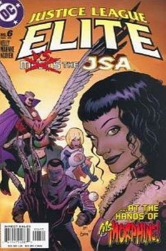 Cover of Justice League Elite (2004 Ltd) #6. One of 250,000 Vintage American Comics on sale from Krypton!