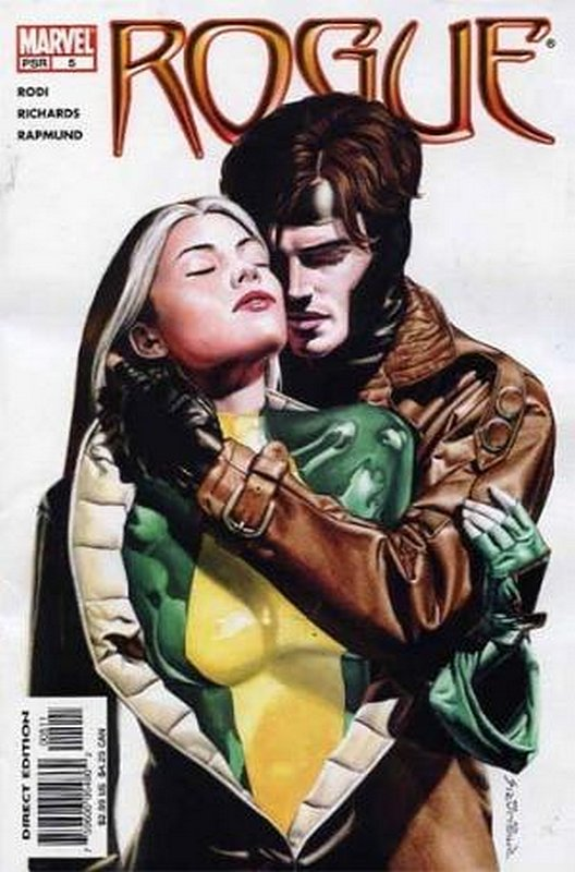 Cover of Rogue (Vol 1) #5. One of 250,000 Vintage American Comics on sale from Krypton!
