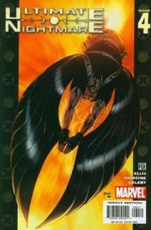 Cover of Ultimate Nightmare (2004 Ltd) #4. One of 250,000 Vintage American Comics on sale from Krypton!