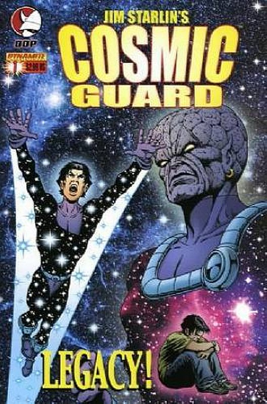 Cover of Cosmic Guard (Vol 1) #1. One of 250,000 Vintage American Comics on sale from Krypton!
