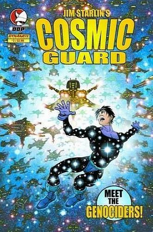 Cover of Cosmic Guard (Vol 1) #2. One of 250,000 Vintage American Comics on sale from Krypton!