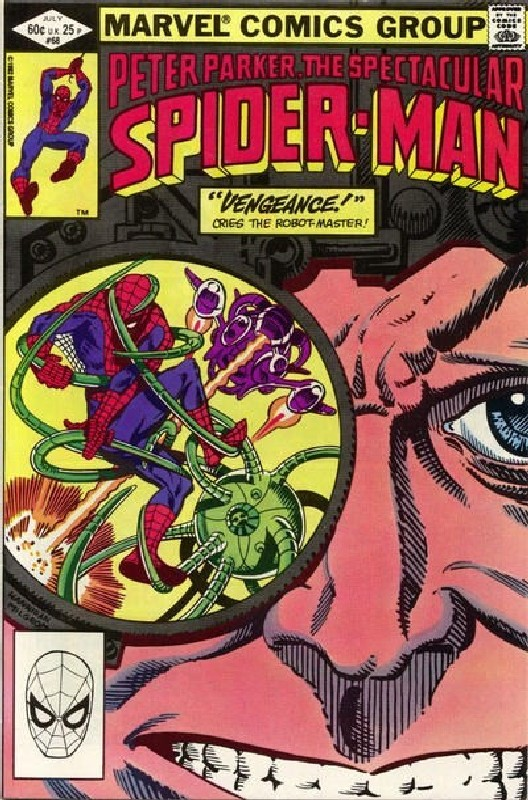 Cover of Spectacular Spider-Man (Vol 1) #68. One of 250,000 Vintage American Comics on sale from Krypton!