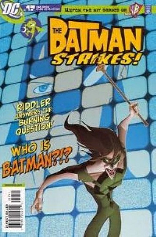 Cover of Batman Strikes (Vol 1) #17. One of 250,000 Vintage American Comics on sale from Krypton!