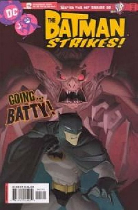 Cover of Batman Strikes (Vol 1) #2. One of 250,000 Vintage American Comics on sale from Krypton!
