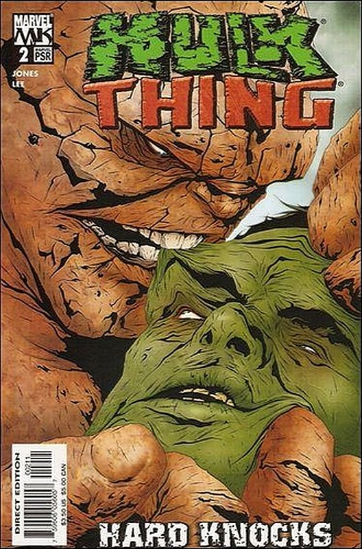 Cover of Hulk & Thing: Hard Knocks (2004 Ltd) #2. One of 250,000 Vintage American Comics on sale from Krypton!