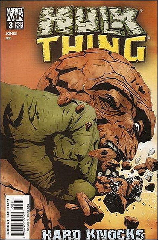Cover of Hulk & Thing: Hard Knocks (2004 Ltd) #3. One of 250,000 Vintage American Comics on sale from Krypton!
