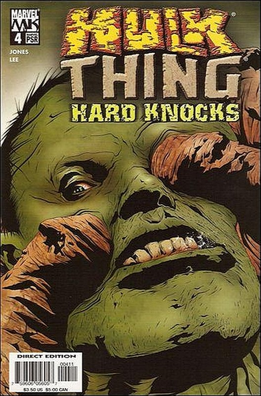 Cover of Hulk & Thing: Hard Knocks (2004 Ltd) #4. One of 250,000 Vintage American Comics on sale from Krypton!
