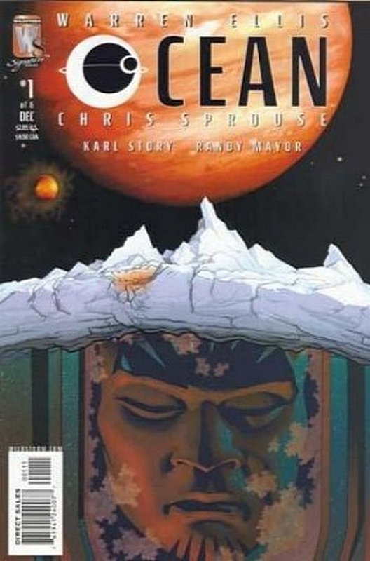 Cover of Ocean (2004 Ltd) #1. One of 250,000 Vintage American Comics on sale from Krypton!