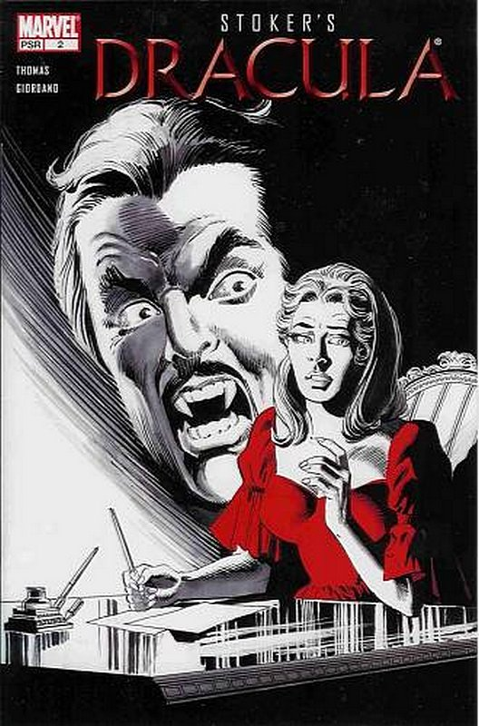 Cover of Stokers Dracula (2004 Ltd) #2. One of 250,000 Vintage American Comics on sale from Krypton!