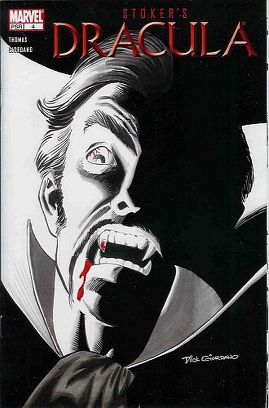 Cover of Stokers Dracula (2004 Ltd) #4. One of 250,000 Vintage American Comics on sale from Krypton!