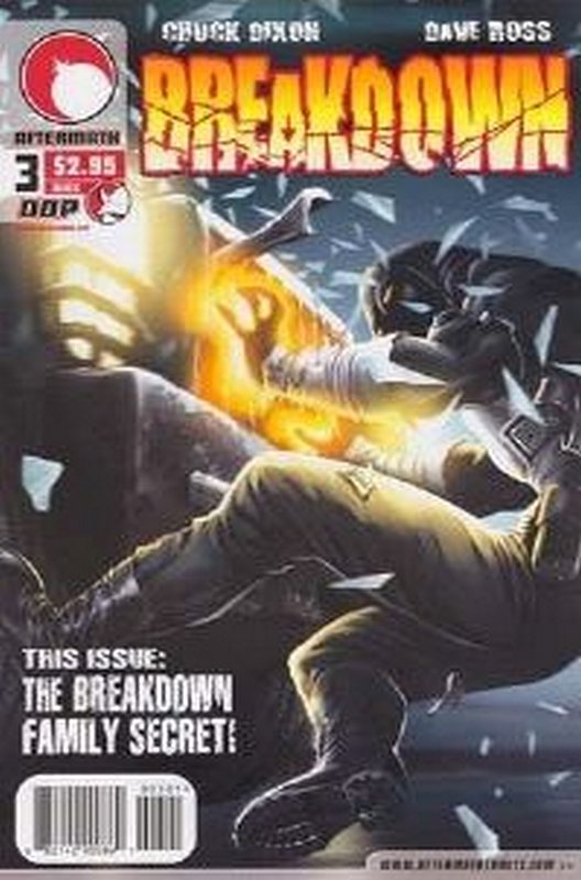 Cover of Breakdown (Vol 1) #3. One of 250,000 Vintage American Comics on sale from Krypton!